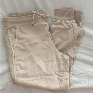 Pants - NWT GAP BEIGE JOGGERS SIZE XL TALL
